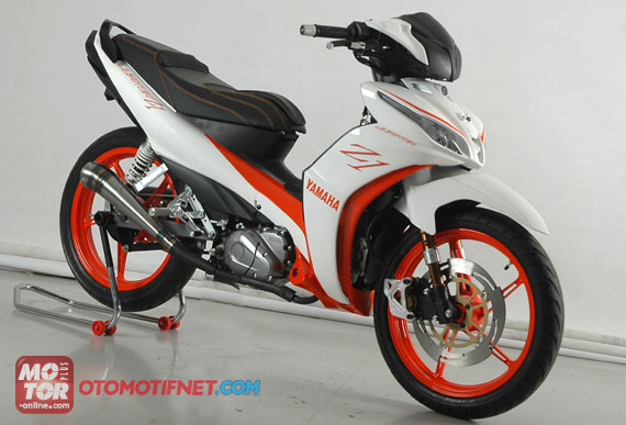 Dibawah Ini Adalah Kumn Gambar Modifikasi Motor Yamaha Jupiter Z1