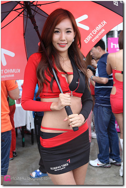 7 Lee Ji Min at CJ SuperRace R3 2012-very cute asian girl-girlcute4u.blogspot.com