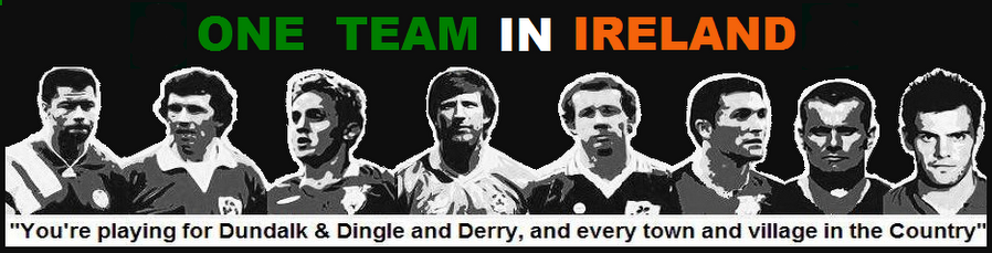 One Team In Ireland