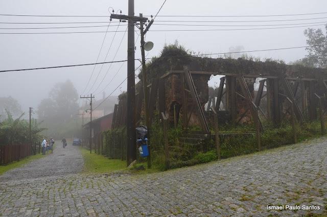 Vila de Paranapiacaba - Por Ismael Paulo Santos