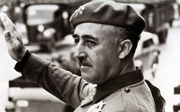 General Franco, 5 ft 3