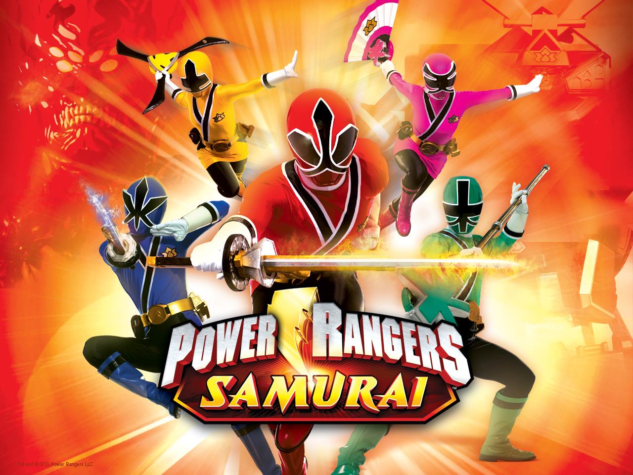 Смотреть рейнджеры самураи 9 фотография