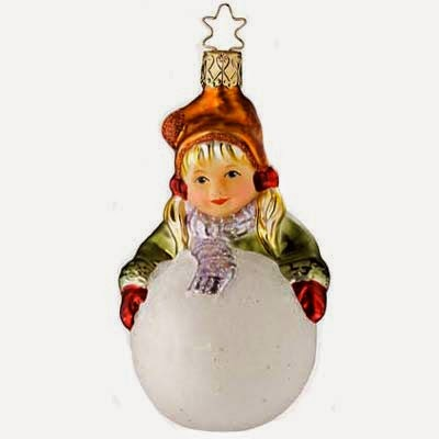 http://www.trendyornaments.com/frosty-inspiration-girl-with-snowball-inge-glas-christmas-ornament.html