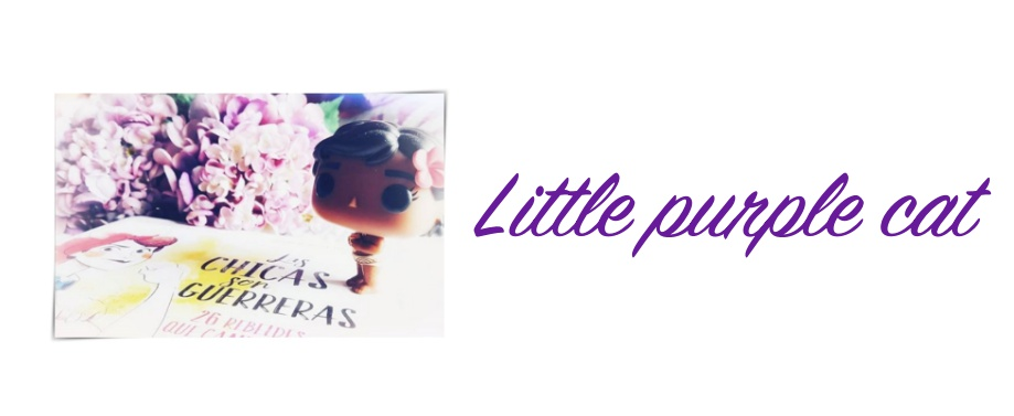 Little Purple Cat