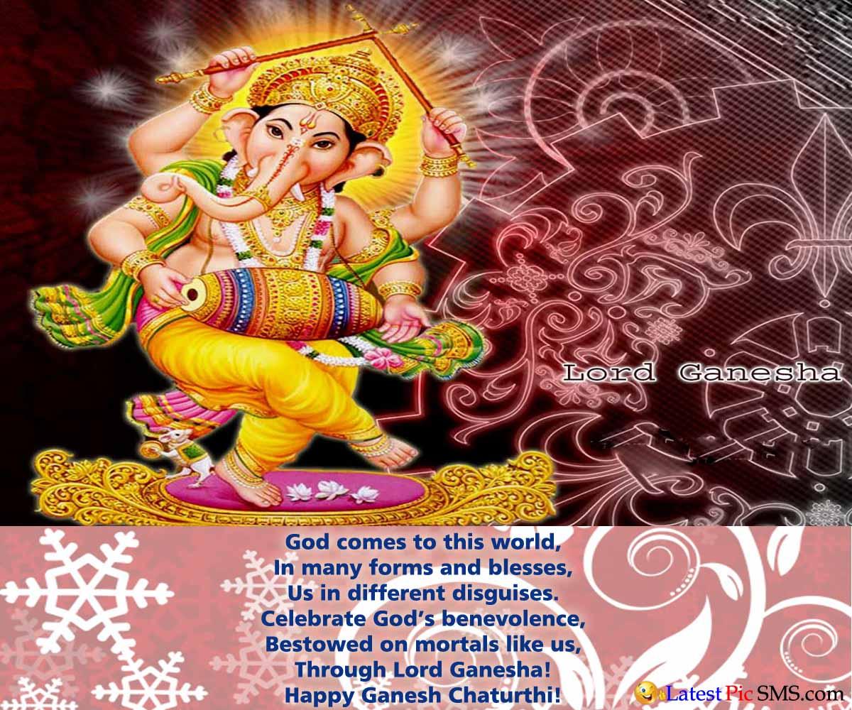 Vinayak Ganesh Chaturthi Pics Quotes