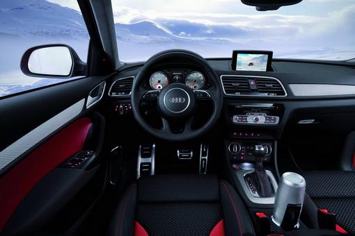 Ezinecar Audi Q3 Concept Vail 2012