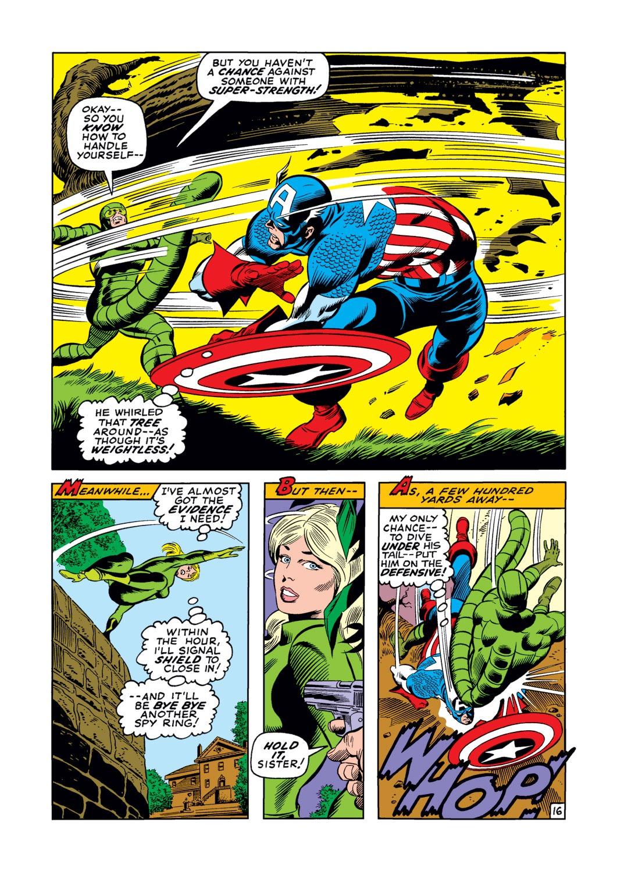 Captain America (1968) Issue #122 #36 - English 17