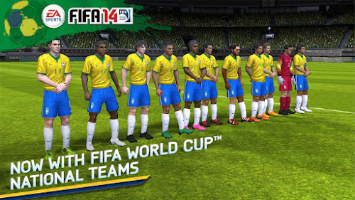 Game Sepakbola FIFA 14 Android Terbaru