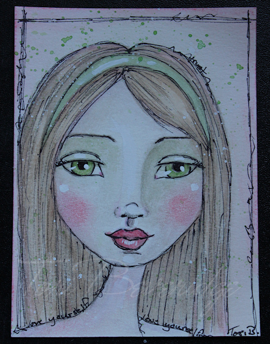 Photo of Painting Eighteen by Tori Beveridge
