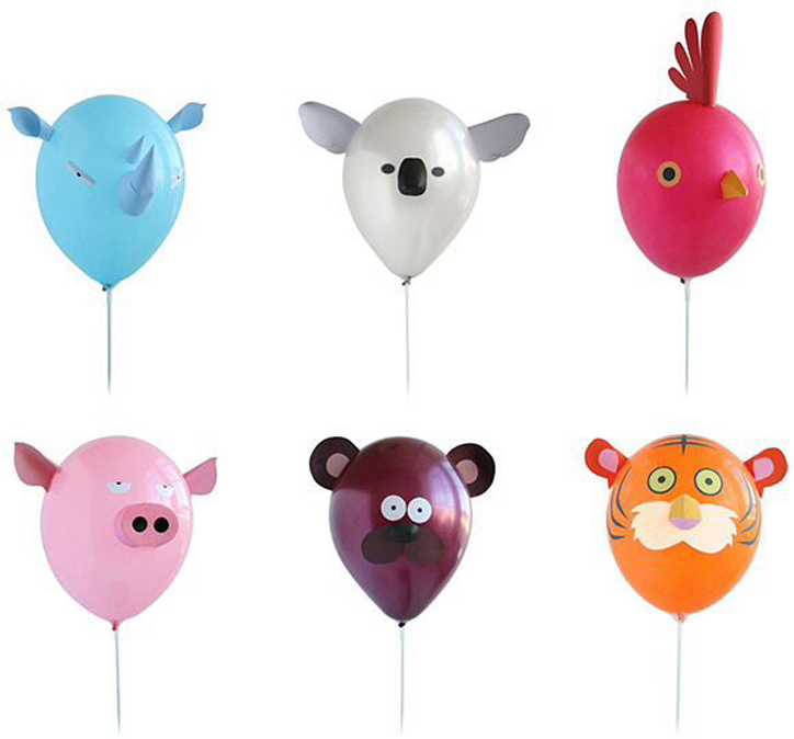 Animal Party Baloons