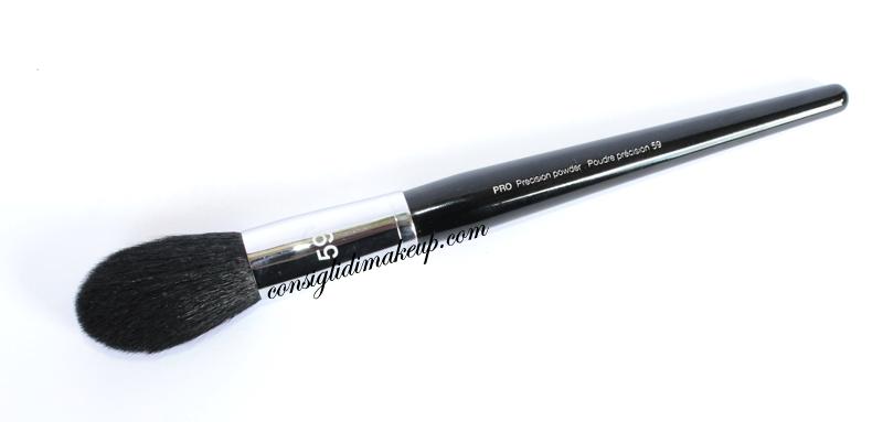 Review: Pro Precision Powder #59 - Sephora
