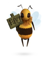 Help save the Honey Bees!