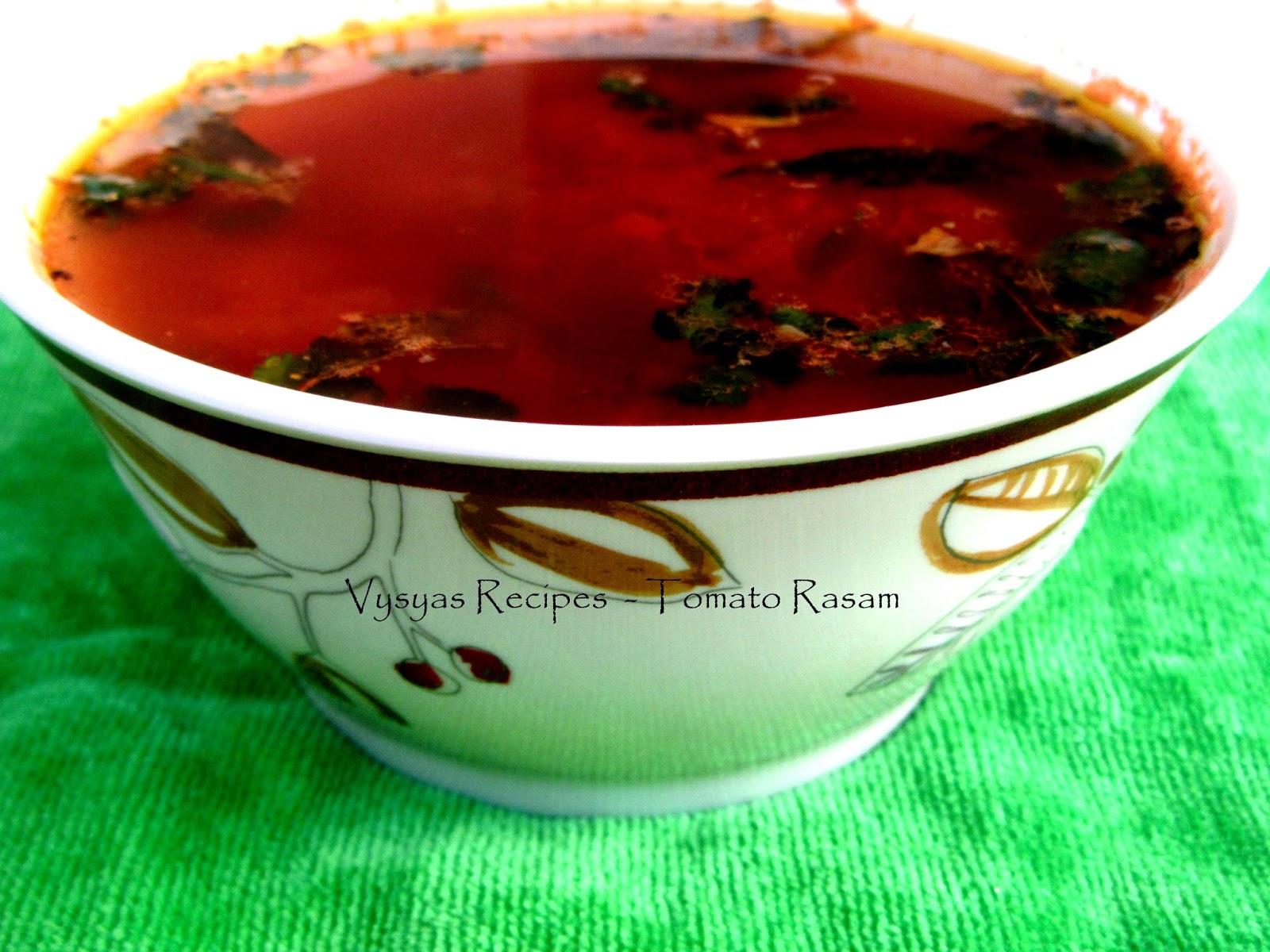instant tomato rasam - tomato charu recipe -  easy  tomato saaru recipe