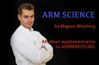 ARM SCIENCE by Magnus Westberg