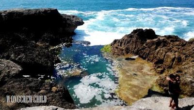 area pantai kedung tumpang