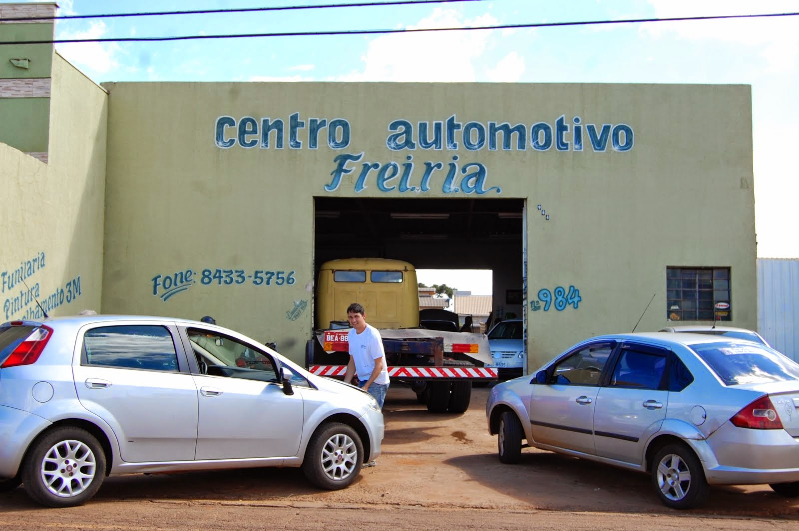 CENTRO AUTOMOTIVO FREIRIA...