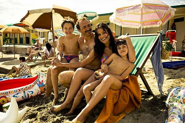 blog umoristico, umorismo, lol, mare, mamma, asciugamano, la prima cosa bella, virzì