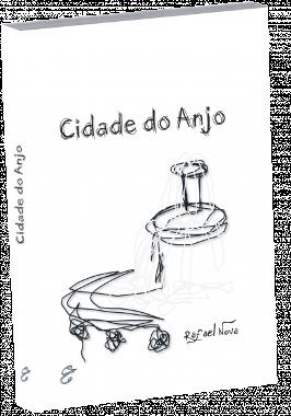 Capa do livro Cidade do Anjo, Rafael Nova