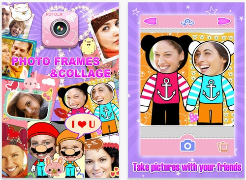 Photo Frames&Collage (Free)