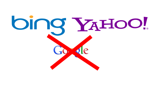 Yahoo、Bing搜尋歧視Google?Blogger排名訪客流量忽然下降!Analytics作為流量的紀錄,我們可以看到下圖是Analytics提供的報表分析,分析了從2013年3月到8月的總訪客流量。