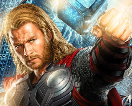 """""""Thor"""" en pausa"""