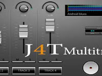 J4T Multitrack Recorder Apk v4.54