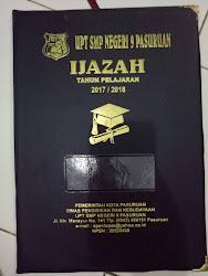 MAF IJAZAH SMP