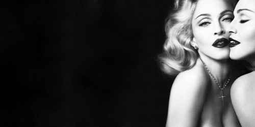 Madonna Tampil Bugil Di Cover Parfum Truth Of Dare [ www.BlogApaAja.com ]