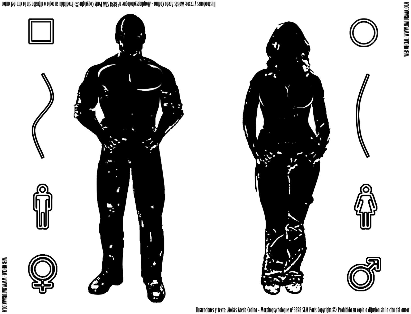 Imagenes De Cuerpo Humano Masculino Y Femenino