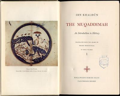 Ibn Khaldun Muqaddimah