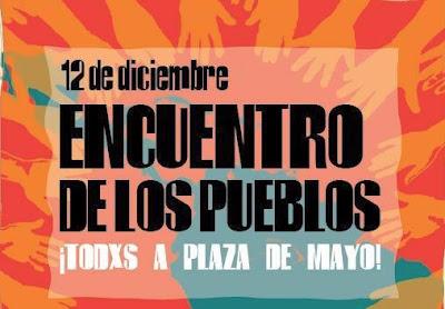 AUTOCONVOCATORIA DE ORGANIZACIONES SOCIALES PARA COMBATIR EL AJUSTE