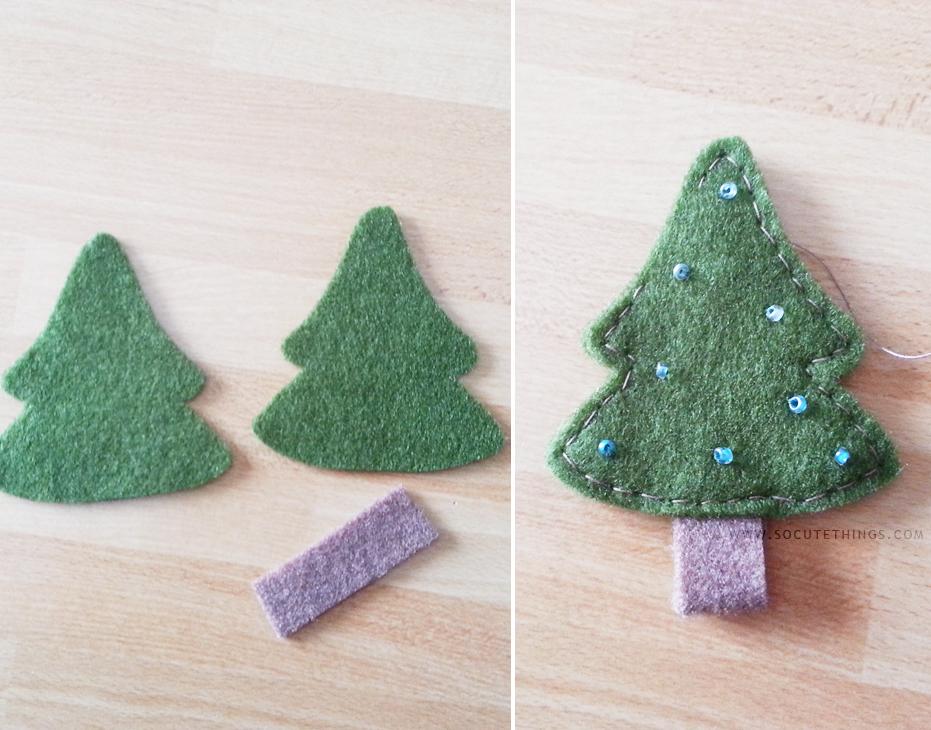 felt christmas DIY Simona S.