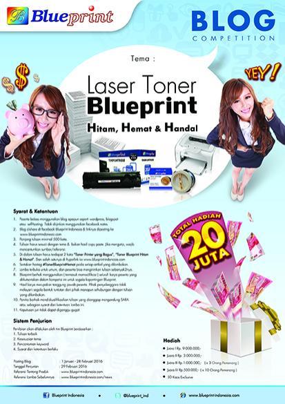 Toner BluePrint