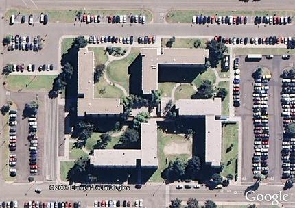 Gente desnuda de Google Earth