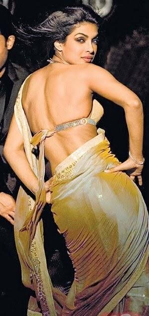 Priyanka Chopra Backless