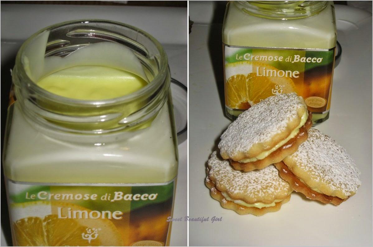 Bacco, made in bronte, golosità bacco, ricetta biscotti, cremose