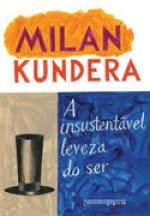 Universo Dos Leitores A Insustentável Leveza Do Ser De Milan Kundera
