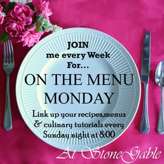 ON THE MENU MONDAY LINKY PARTY