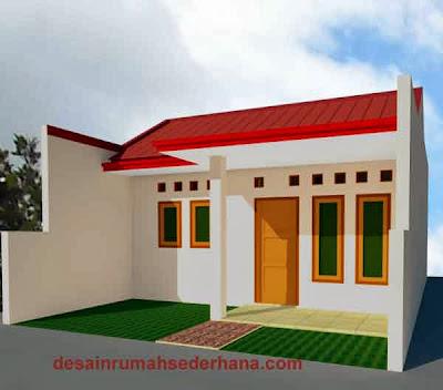 Gambar Rumah Minimalis Type 21 Terbaru