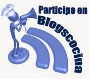 PARTICIPO EN BLOGS COCINA