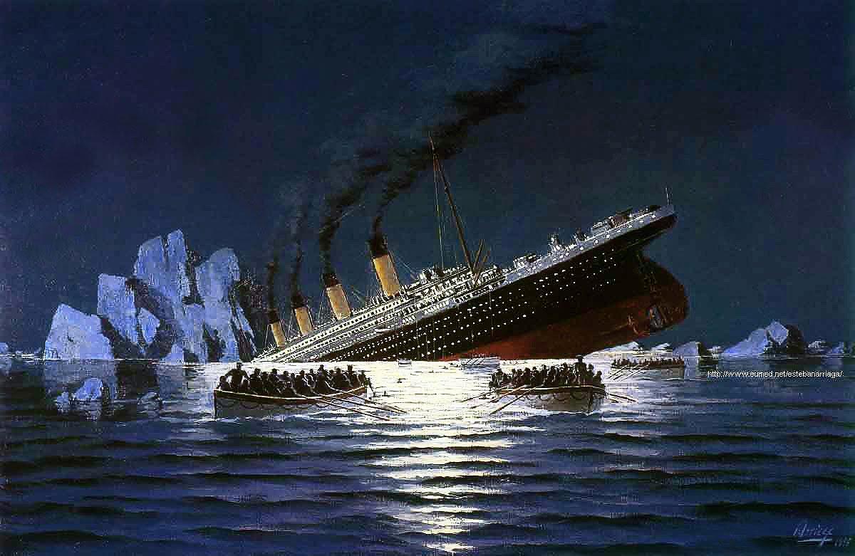 Todo sobre el titanic for Todo sobre barcos