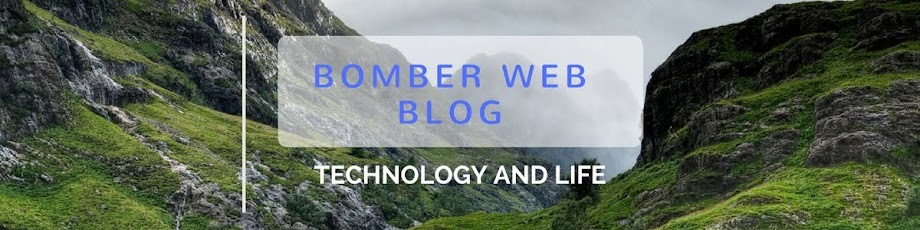 Bomber Web Blog