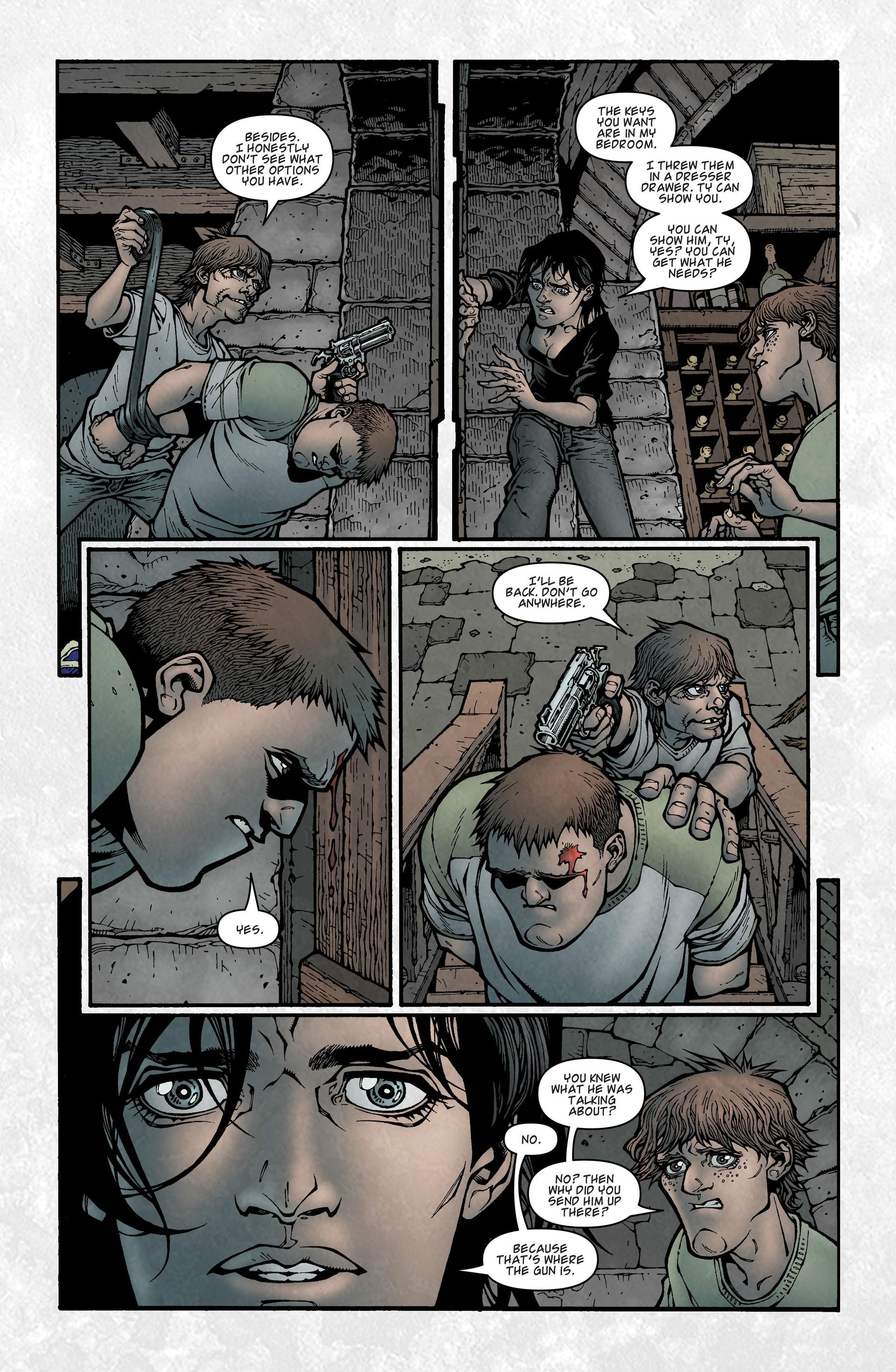 Locke & Key (2008) Issue #6 #6 - English 6