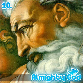 10 People You Have To Follow On Twitter: Almighty God