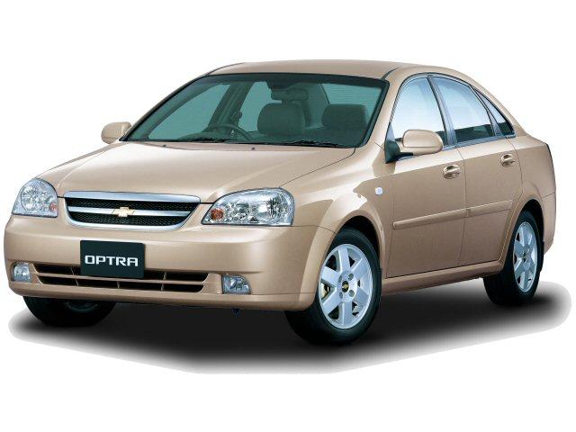 Luxury Autos Chevrolet Optra 2007
