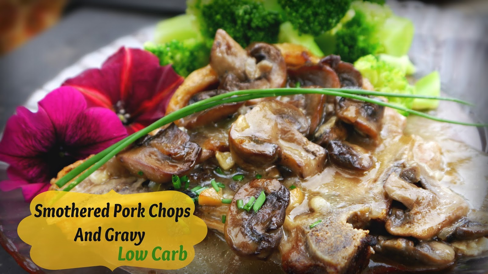 how to make pork chops with mushroom soup