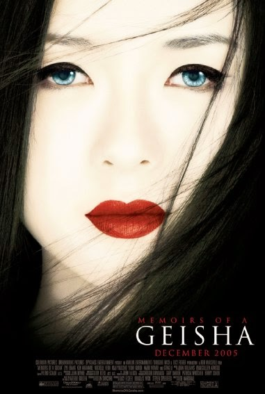 Memoirs of a Geisha (2005) Bluray