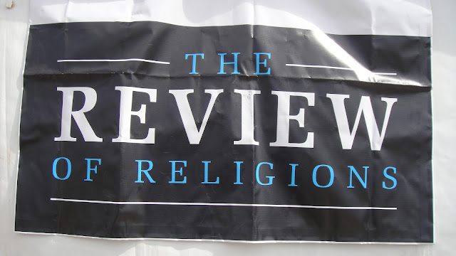 The REVIEW OF RELIGIONS. JALSA SALANA UK 2015.