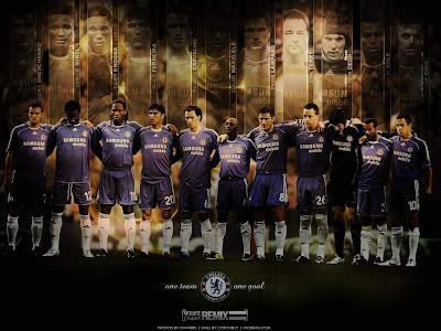 UEFA Champions League - Chelsea FC SQUAD 2012 - 2013