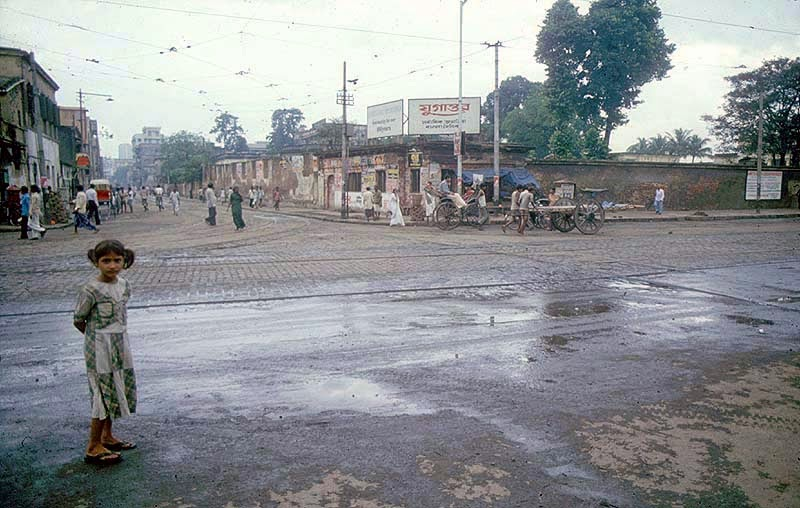 Calcutta Street 1979